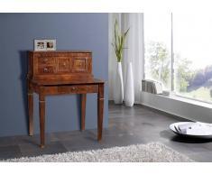Kolonialstil Schreibtisch massiv Akazie Möbel OXFORD #507
