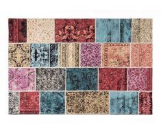 Teppich 240x170 mehrfarbig NEW TILE
