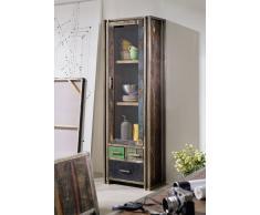vitrinenschrank shop vitrinenschr nke f rs wohnzimmer g nstig. Black Bedroom Furniture Sets. Home Design Ideas