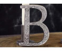 Kerzenständer Aluminium 11x8x13 B DEKO #305