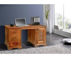 OXFORD Schreibtisch #0420 Akazie honig massiv