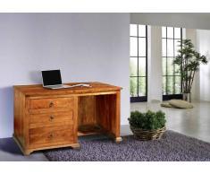 OXFORD Schreibtisch #0512 Akazie honig massiv