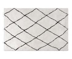 Teppich 300x200 natur/schwarz KAFET