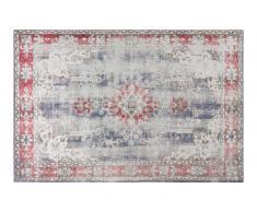 Teppich 240x170 rot/lila GHALI