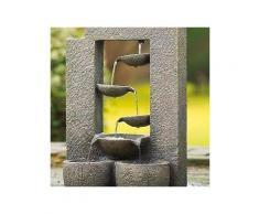 acquaarte/ubbink gartenbrunnen »bern«, bxtxh: 33,5x21,5x59,5 cm