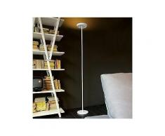 rotaliana led-stehleuchte »prince 4850 lumen dimmbar weiss«