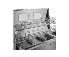 activa grillkorb 4-fach für hähnchen oder braten