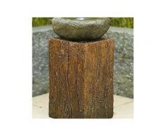 acquaarte/ubbink gartenbrunnen »nashville«, bxtxh: 24x24x51 cm