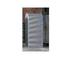 ms-schuon rolladenschrank aktenschrank mit 4 fachböden abschließbar »klenk collection«