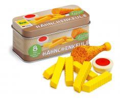 Erzi® Kaufladen / Küchen Sortiment Hähnchenkeule in der Dose