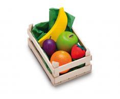 Erzi® Kaufladen / Küchen Sortiment Obst, klein