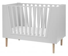 Done by Deer™ Babybett 60x120 cm, Grey
