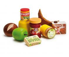 Erzi® Kaufladen / Küchen Sortiement Frühstück