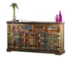 TheWoodTimes Sideboard Delhi recyceltes Holz