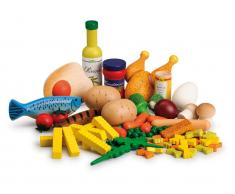 Erzi® Kaufladen / Küchen Sortiment Kochspaß