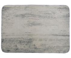 Lottas Lable® Spielteppich SOFTIE WOOD Grey, 130x180cm