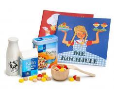 Erzi® Kaufladen / Küchen Sortiment Müsli-Set von Kölln