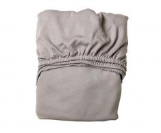 Laken 2er-Set für Babybett, Leander® Light Grey