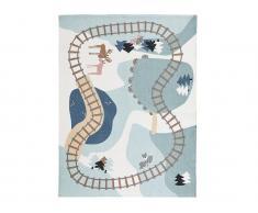Kinderteppich Wald Edvin, Kids Concept *B-Ware*