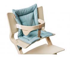 Leander Sitzkissen für Hochstuhl Misty Blue