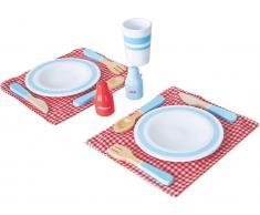 Indigo Jamm® Geschirr-Set Dining for Two