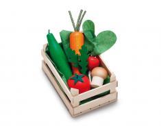 Erzi® Kaufladen / Küchen Sortiment Gemüse, klein