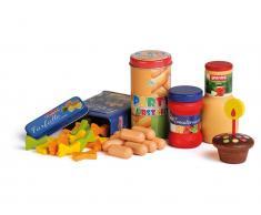 Erzi® Kaufladen / Küchen Sortiment Kinderparty