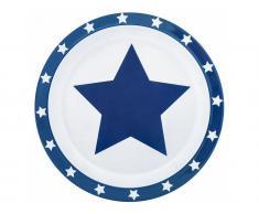 Pimpalou Melamin Teller STARS Marine