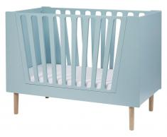 Done by Deer™ Babybett 60x120 cm, Blue