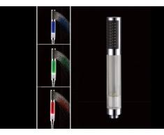 LED Duschkopf Detian mit Farbwechsel