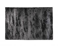 Hochflor-Teppich DOLCE - Anthrazit - 160x230 cm