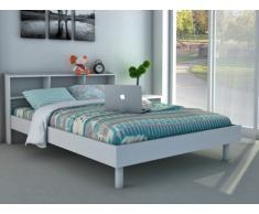 SALE - Bett mit Stauraum Sabena - 140x190 cm