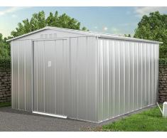 Gartenhaus Gerätehaus LINUS - Stahl - 6,71 m²