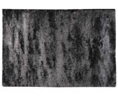 Hochflor-Teppich DOLCE - Anthrazit - 140x200 cm
