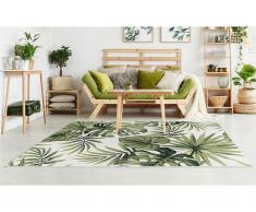 Teppich Indoor & Outdoor PALMO - 200 x 290 cm - Grün