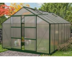Garten Gewächshaus OXALIS - Polycarbonat - 15 m²