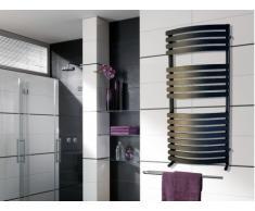 Badheizkörper Handtuchheizung Ligno 120x60cm - Schwarz