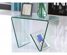 Couchtisch Glas ZENIA
