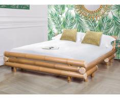 Bett Bambus DAHLIA - 160x200cm