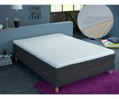 Latex-Matratzenauflage Topper ASTUCE von DREAMEA - 160x200 cm