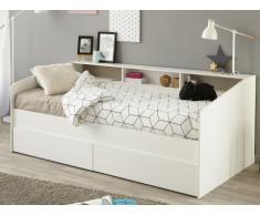 PARISOT Bett mit Stauraum PAULETTE - 90x200 cm