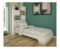 Bett mit Stauraum SAVERIA - 90x190cm