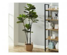 Kunstpflanze Künstlicher Ficus BAHIA - H. 185 cm