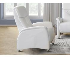 Relaxsessel LOCARI - Weiß