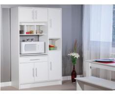 Küchenbuffet Buffetschrank MADY - Weiß