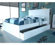 Bett mit Stauraum ECLIPSE - 140x200cm