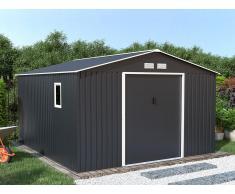 Gartenhaus Stahl ARCHER - 12,99m²