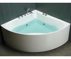 Whirlpool Eckwanne Agyness - 1 Person - 263 L