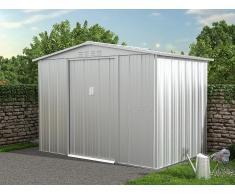 Gartenhaus Gerätehaus LINUS - Stahl - 4,91 m²