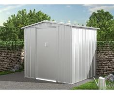 Gartenhaus Gerätehaus LINUS - Stahl - 3,73 m²